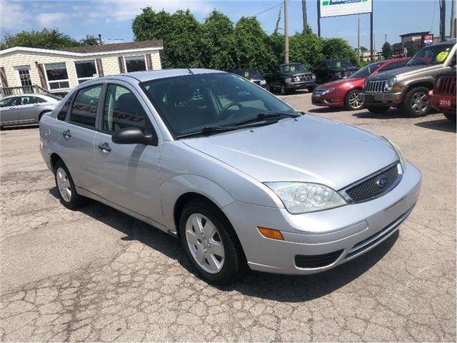 2006 Ford Focus ZX4 (Stk: 19-1500A) in Hamilton - Image 8 of 18