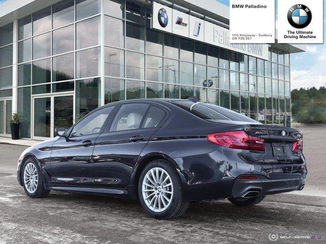 2019 BMW 540i xDrive (Stk: 0052) in Sudbury - Image 4 of 23