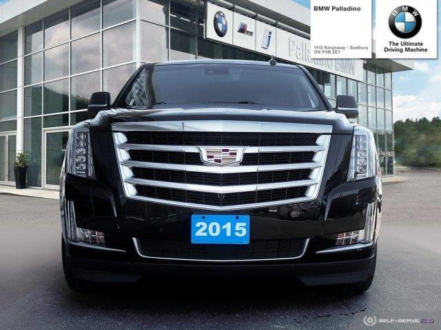 2015 Cadillac Escalade Premium (Stk: 0071A) in Sudbury - Image 2 of 21