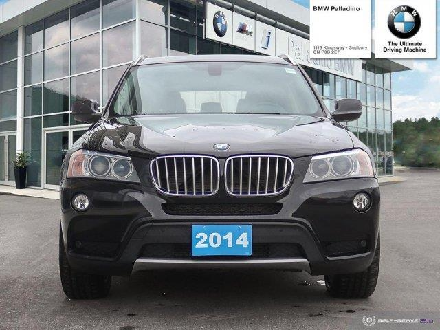 2014 BMW X3 xDrive28i (Stk: U0048) in Sudbury - Image 2 of 21