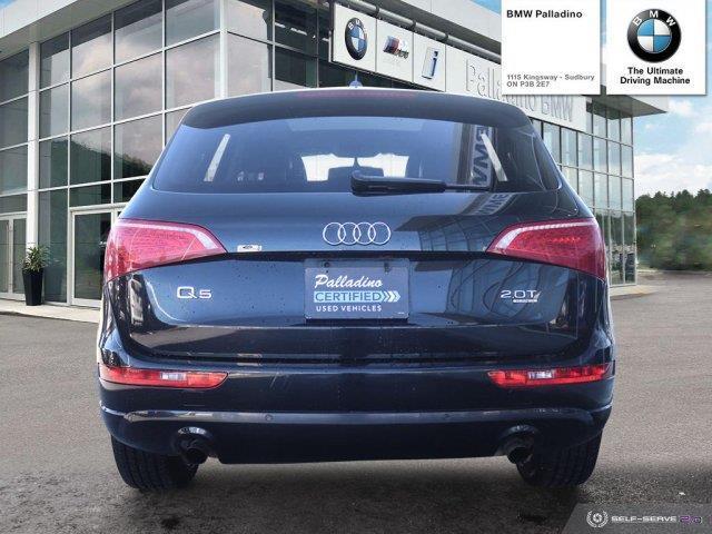 2012 Audi Q5 2.0T Premium Plus (Stk: U0032B) in Sudbury - Image 5 of 21