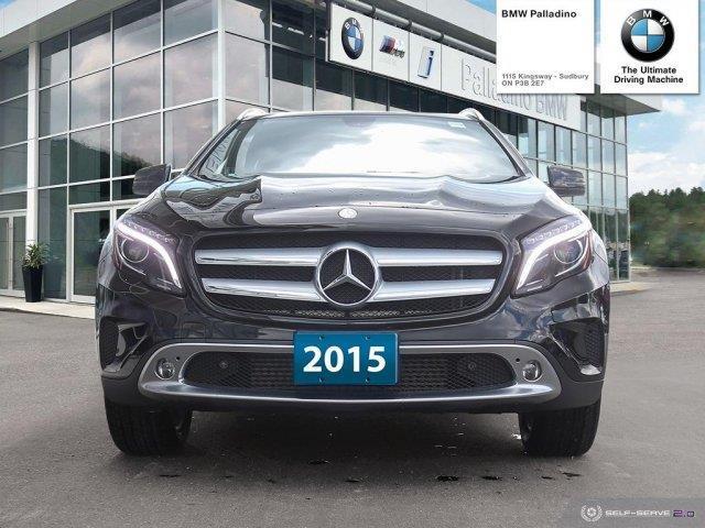 2015 Mercedes-Benz GLA-Class Base (Stk: U0031A) in Sudbury - Image 2 of 19