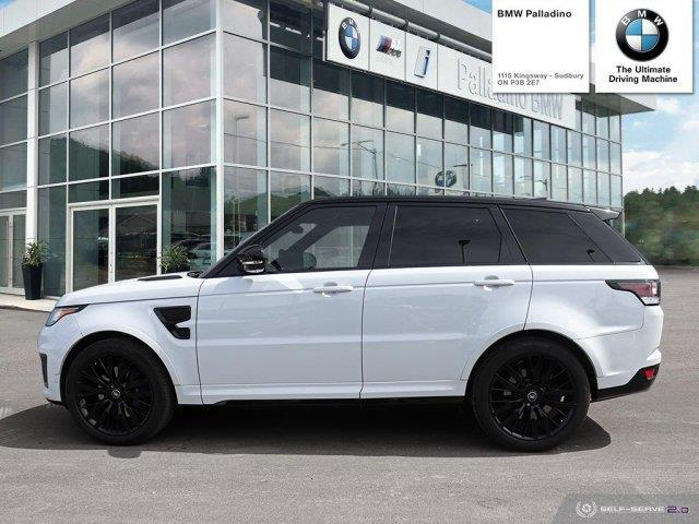 2017 Land Rover Range Rover Sport V8 Supercharged (Stk: U0062) in Sudbury - Image 3 of 21