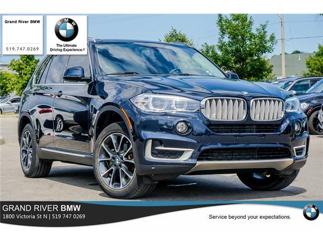 2016 BMW X5 xDrive35i (Stk: 34081A) in Kitchener - Image 1 of 22