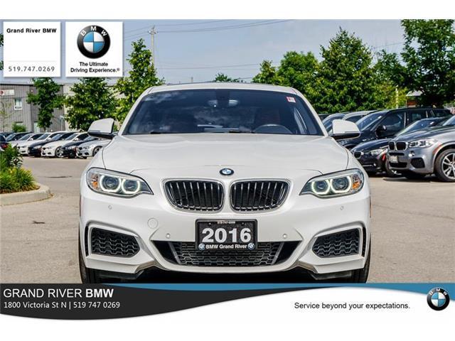 2016 BMW 228i xDrive (Stk: PW4948) in Kitchener - Image 2 of 22