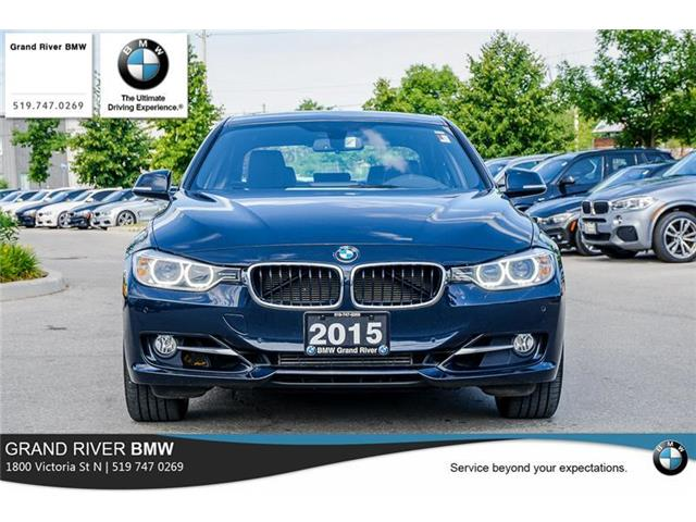 2015 BMW 328i xDrive (Stk: PW4949) in Kitchener - Image 2 of 22
