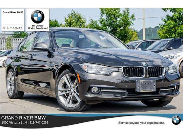 2016 BMW 320i xDrive (Stk: PW4950) in Kitchener - Image 1 of 22