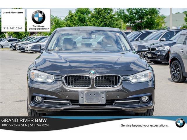 2016 BMW 320i xDrive (Stk: PW4950) in Kitchener - Image 2 of 22