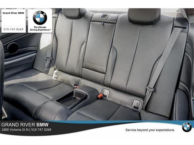 2015 BMW 428i xDrive (Stk: PW4954) in Kitchener - Image 21 of 22