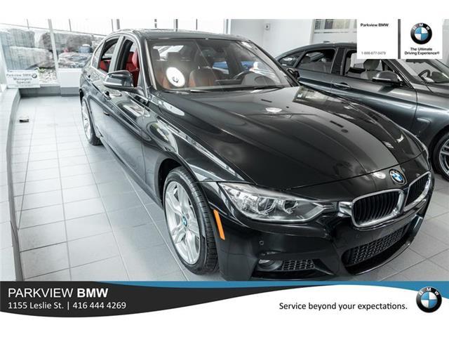 2015 BMW 335i xDrive (Stk: 301194A) in Toronto - Image 1 of 20