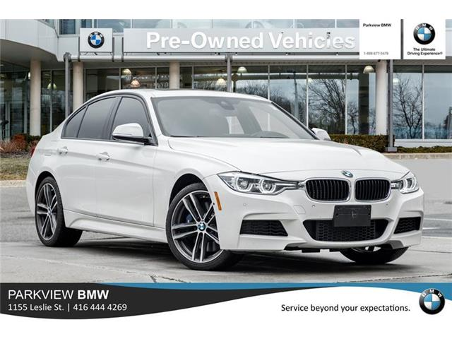 2018 BMW 340i xDrive (Stk: PP8608A) in Toronto - Image 1 of 22