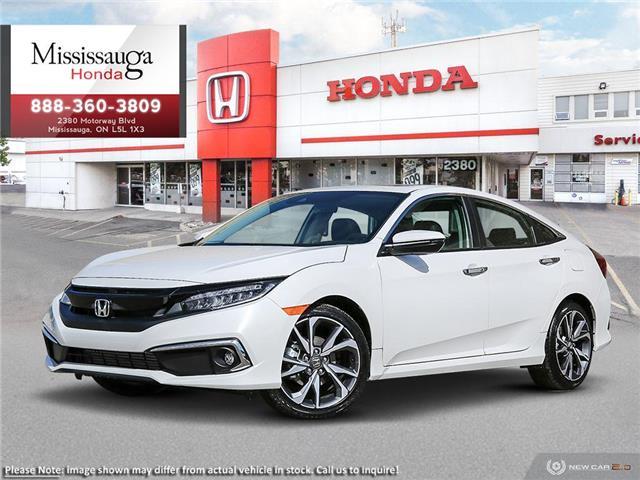 2019 Honda Civic Touring (Stk: 326827) in Mississauga - Image 1 of 23