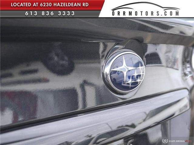 2018 Subaru WRX STI Sport-tech w/Lip (Stk: 5844-1) in Stittsville - Image 12 of 29