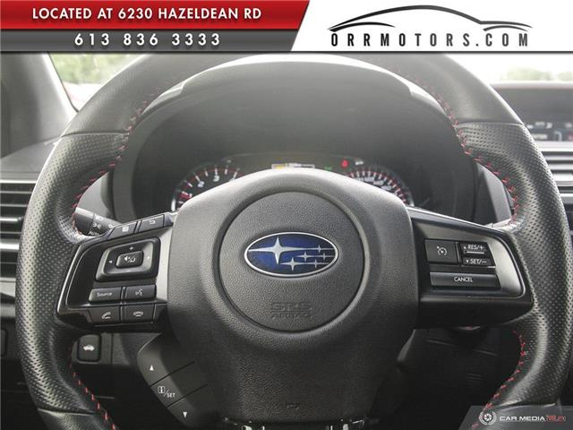 2018 Subaru WRX STI Sport-tech w/Lip (Stk: 5844-1) in Stittsville - Image 14 of 29