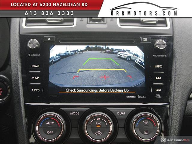 2018 Subaru WRX STI Sport-tech w/Lip (Stk: 5844-1) in Stittsville - Image 26 of 29