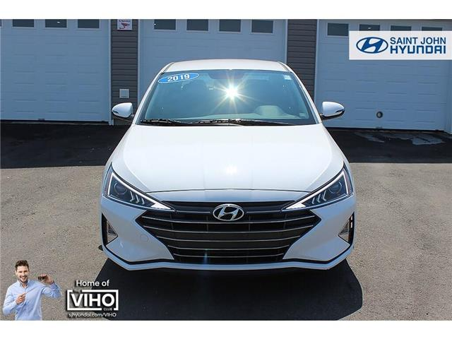 2019 Hyundai Elantra  (Stk: U2245) in Saint John - Image 3 of 19