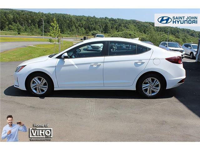2019 Hyundai Elantra  (Stk: U2245) in Saint John - Image 4 of 19