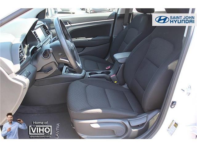 2019 Hyundai Elantra  (Stk: U2245) in Saint John - Image 9 of 19