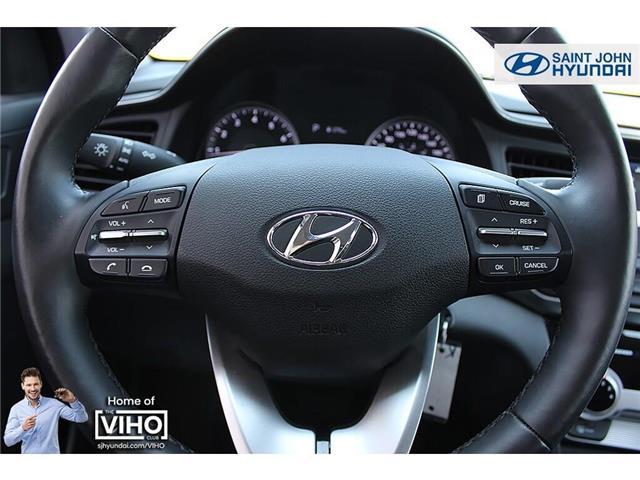 2019 Hyundai Elantra  (Stk: U2245) in Saint John - Image 10 of 19