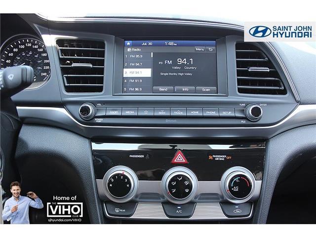 2019 Hyundai Elantra  (Stk: U2245) in Saint John - Image 13 of 19