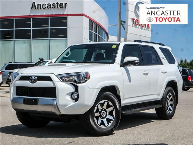 2019 Toyota 4Runner SR5 SR5 - NAVI|SUNROOF|LEATHER|CAMERA|LOW KMS at
