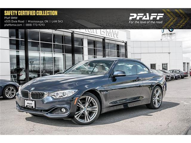 2016 BMW 428i xDrive (Stk: 20790A) in Mississauga - Image 1 of 21