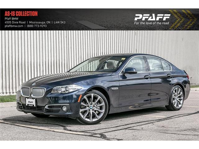 2014 BMW 535i xDrive (Stk: 22200A) in Mississauga - Image 1 of 21