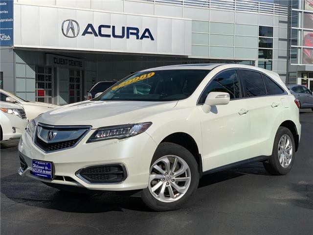 2017 Acura RDX Tech (Stk: 4074) in Burlington - Image 1 of 30