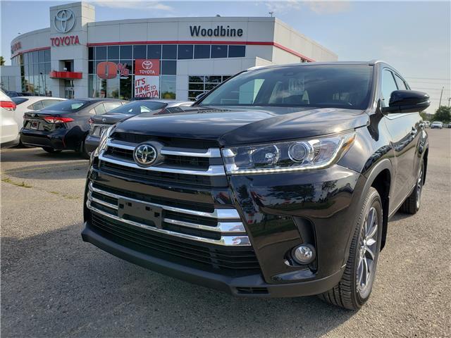 2019 Toyota Highlander XLE (Stk: 9-1155) in Etobicoke - Image 1 of 8