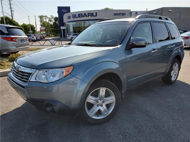 2009 Subaru Forester 2.5 X Limited Package (Stk: 19S972AA) in Whitby - Image 1 of 23