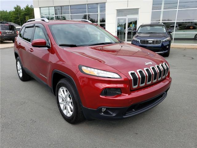 2015 Jeep Cherokee North (Stk: 20037A) in Hebbville - Image 1 of 29