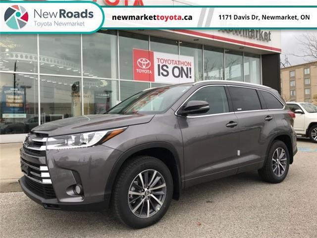 2019 Toyota Highlander XLE (Stk: 34553) in Newmarket - Image 1 of 19