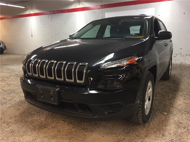 2014 Jeep Cherokee Sport (Stk: S19460C) in Newmarket - Image 1 of 21