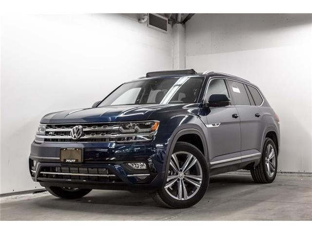 2019 Volkswagen Atlas 3.6 FSI Execline (Stk: V3859) in Newmarket - Image 1 of 22