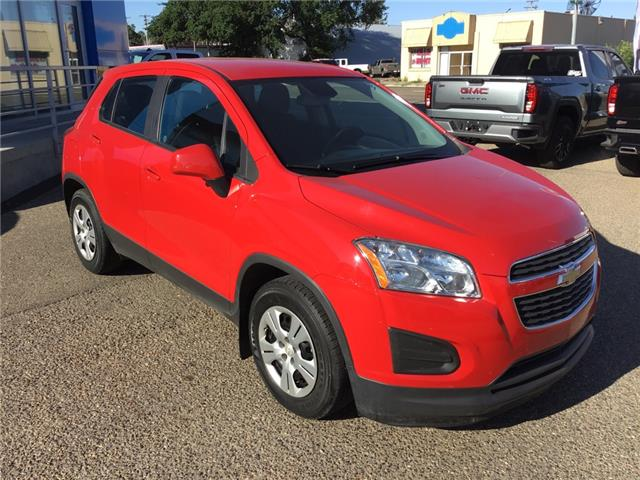 2015 Chevrolet Trax LS (Stk: 207937) in Brooks - Image 1 of 19