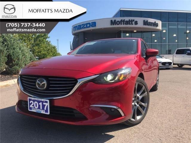 2017 Mazda MAZDA6 GT (Stk: P6181A) in Barrie - Image 1 of 27