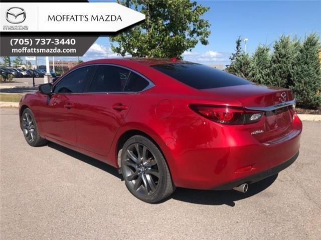 2017 Mazda MAZDA6 GT (Stk: P6181A) in Barrie - Image 4 of 27