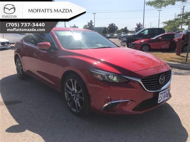 2017 Mazda MAZDA6 GT (Stk: P6181A) in Barrie - Image 8 of 27