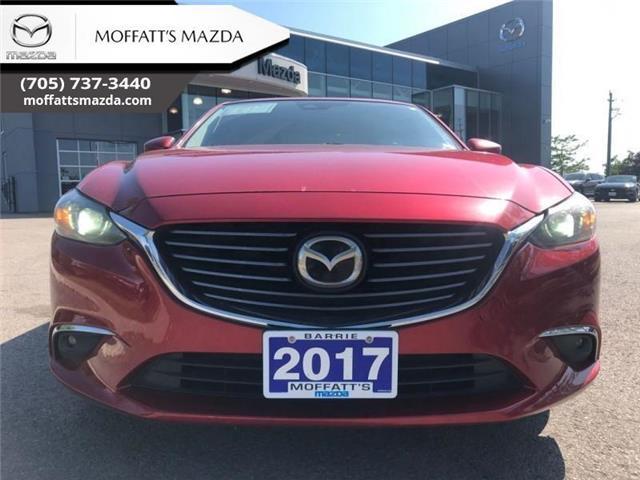 2017 Mazda MAZDA6 GT (Stk: P6181A) in Barrie - Image 9 of 27