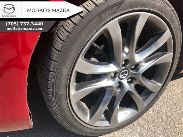 2017 Mazda MAZDA6 GT (Stk: P6181A) in Barrie - Image 10 of 27