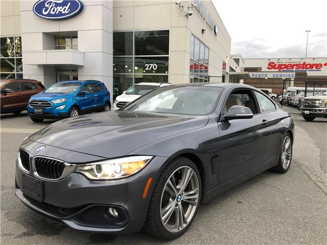 2014 BMW 428i  (Stk: 1961108B) in Vancouver - Image 1 of 17