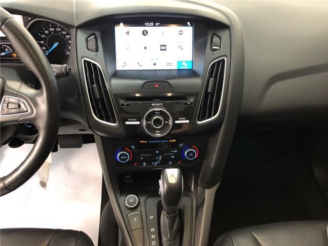 2016 Ford Focus SE (Stk: 35316J) in Belleville - Image 9 of 27