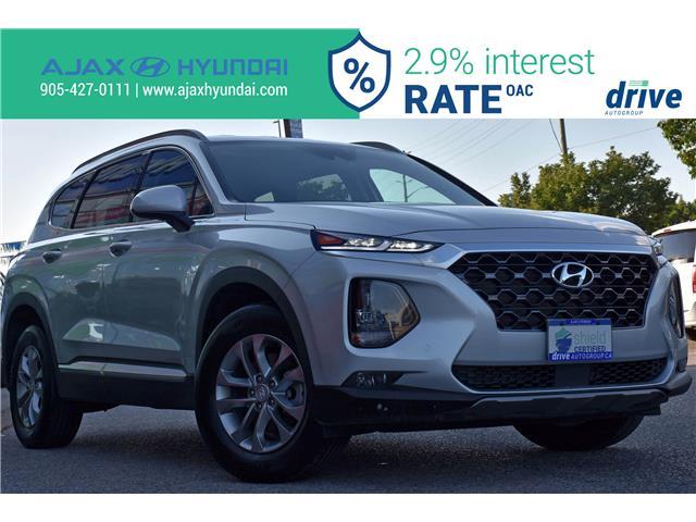 2019 Hyundai Santa Fe ESSENTIAL (Stk: P4772R) in Ajax - Image 1 of 28