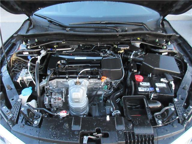 2017 Honda Accord Sport (Stk: VA3562) in Ottawa - Image 16 of 17