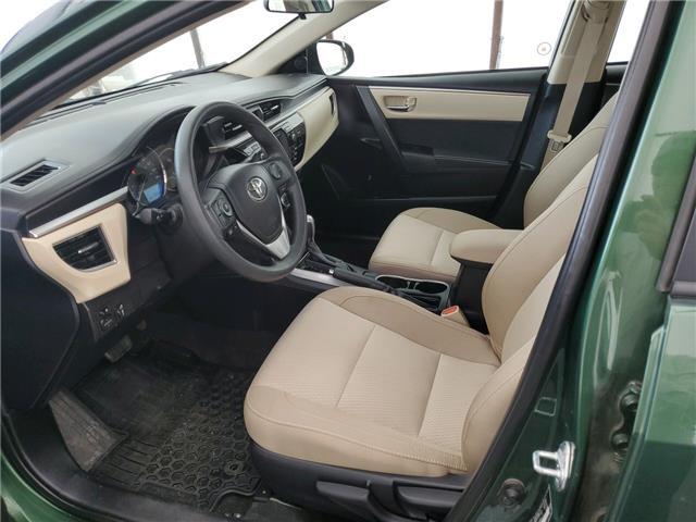 2016 Toyota Corolla LE (Stk: IU1345) in Thunder Bay - Image 5 of 12