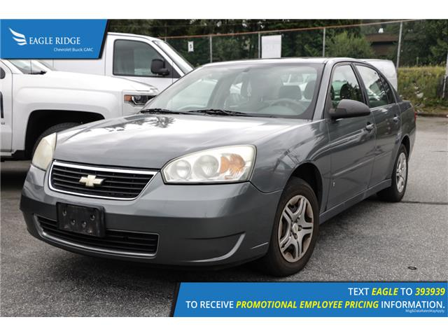 2006 Chevrolet Malibu LS (Stk: 061044) in Coquitlam - Image 1 of 4
