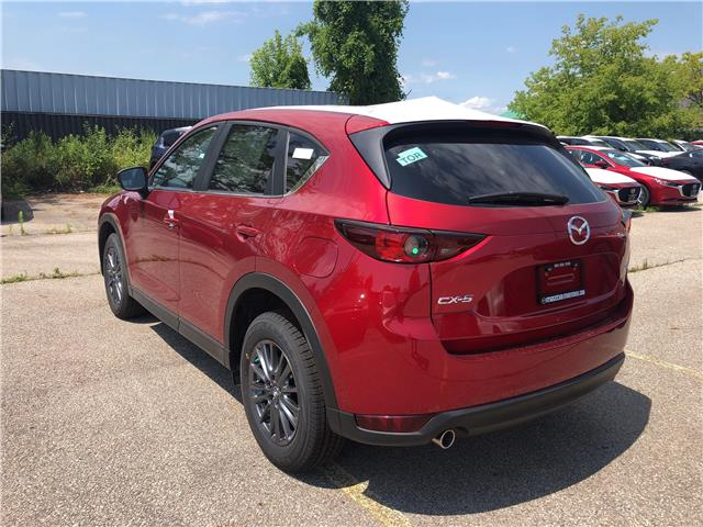 2019 Mazda CX-5 GS (Stk: SN1429) in Hamilton - Image 3 of 15