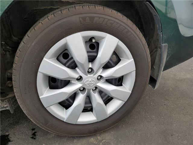 2016 Toyota Corolla LE (Stk: IU1345) in Thunder Bay - Image 9 of 12