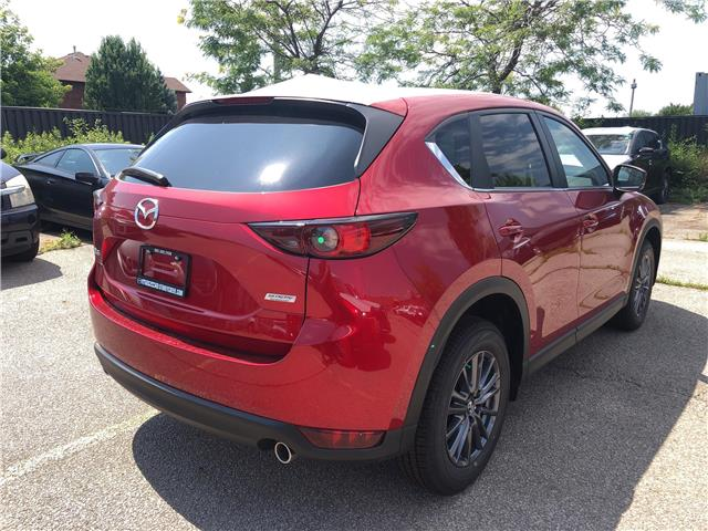 2019 Mazda CX-5 GS (Stk: SN1429) in Hamilton - Image 5 of 15