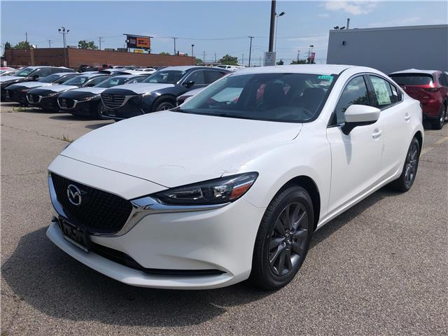 2019 Mazda MAZDA6 GS (Stk: SN1433) in Hamilton - Image 1 of 15